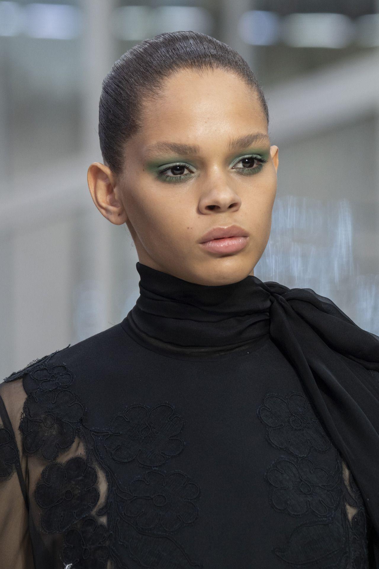 Valentino Fall 2019 Ready-to-Wear Paris Fashion Week  Source: Photo/Imaxtree . .