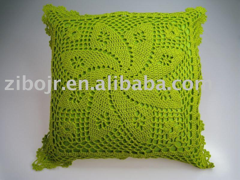 Cojines a crochet patrones   Imagui | Decoración del Hogar
