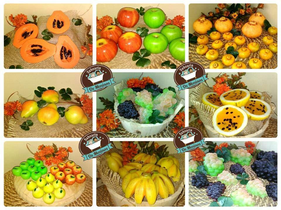 Dia de Frutas na Saboaria Os Meninos