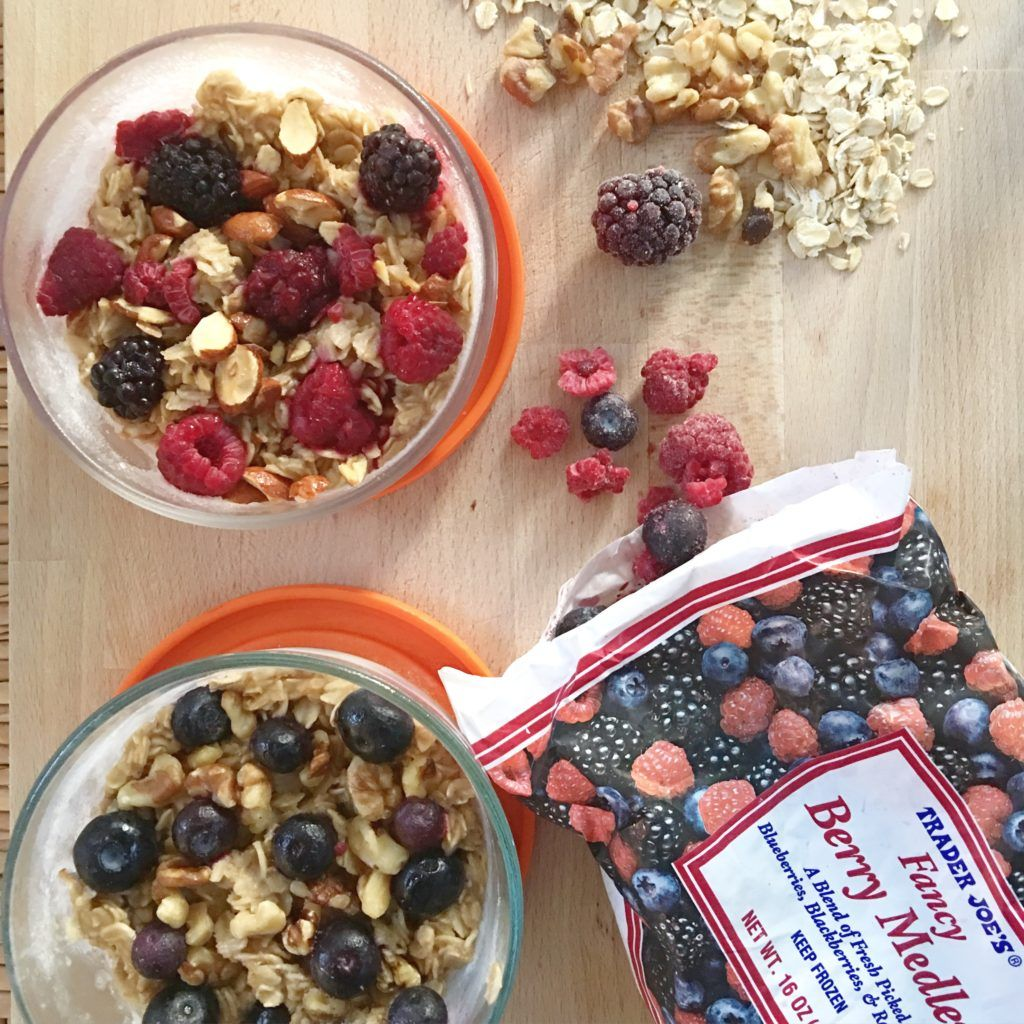 4UFitness Freezable Oatmeal Bowl Recipe | Oatmeal bowls ...