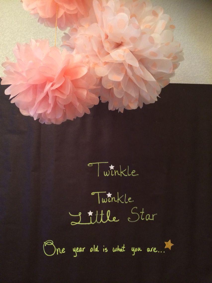 #twinkletwinkle #1stbirthday