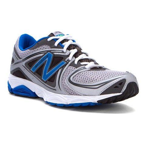 Mens New Balance Shoes M580v3 Grey Blue
