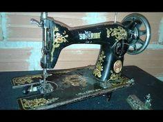 Mira porque la maquina de coser familiar cose flojo abajo