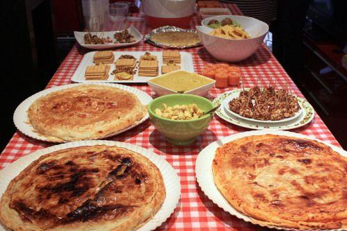 Cómo Preparar Un Menú De Picoteo Para Más De 20 Personas Cena Cumpleaños Menu Para Cumpleaños Recetas De Comida