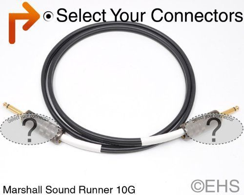 Marshall Sound Runner 10 Gauge Speaker Cable 100 Ft Ehs Built By Event 154 80 This Is Our Custom Built Speaker Cables Speaker Cable Electronic Accessories