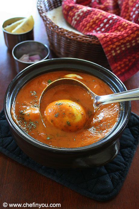 How to make egg curry egg curry using pressure cooker egg curry indian cuisine forumfinder Images