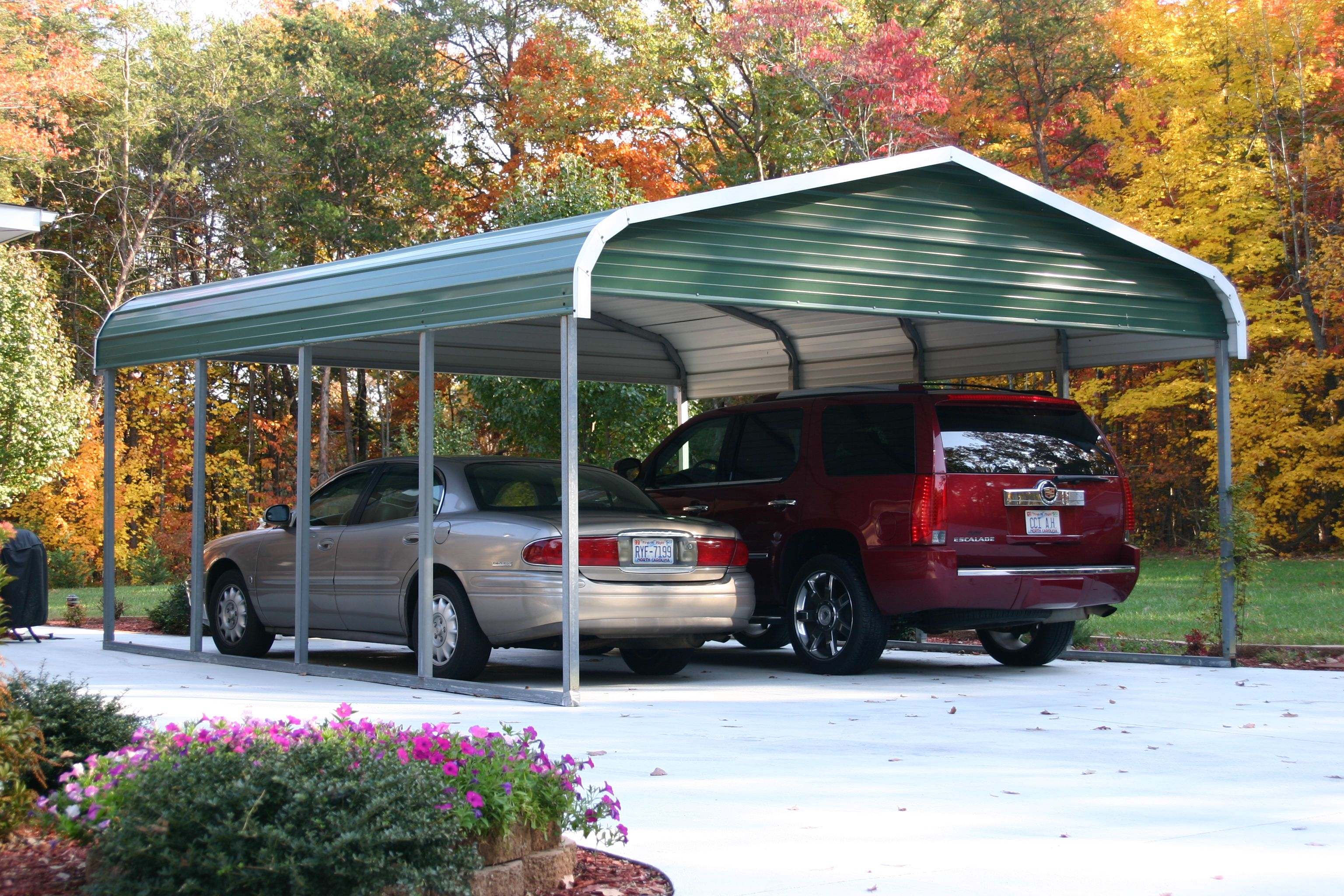 and garages shed car awning garage storage the carport farm cars barn carports portable