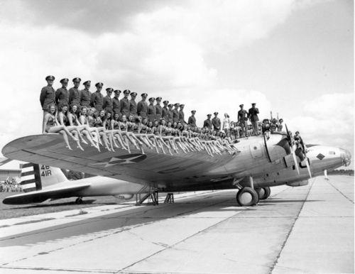 Boeing XB-15 demonstration, 1939