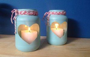 Aprenda a fazer um porta vela usando potinhos de vidro - Mais cor, por favor - Programas - GNT