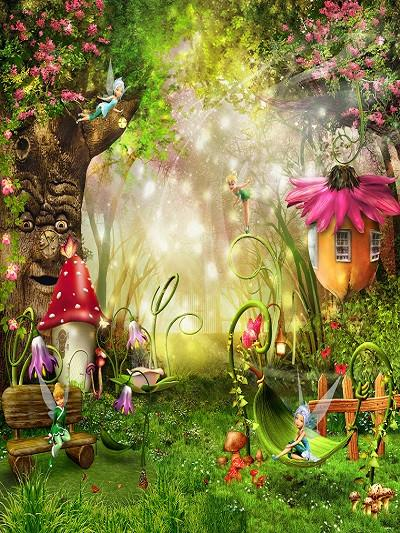 Kate Fantastic Forest Secenery Backdrop Children Tree Forest Backdrops Fairy Garden Ideas Enchanted Forest Fantastic Forest