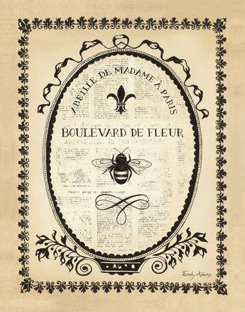Bee & Wasp Prints and Posters at eu.art.com