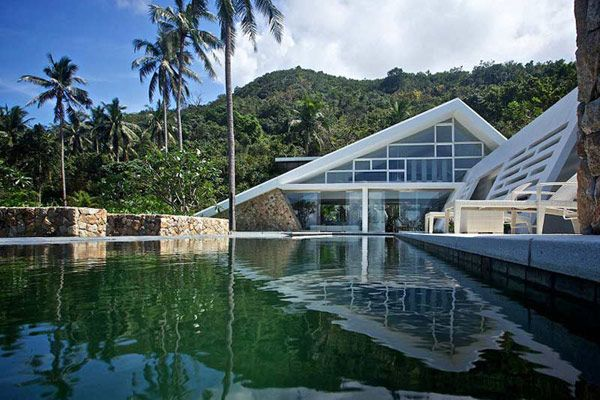 Amazing Aqualina Holiday Villa In Koh Samui, Thailand Images