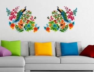 Below Rs 299 Buy Products Online At Best Price In India Flipkart Com Wall Sticker Design Wall Stickers Peacock Wall Stickers Bedroom