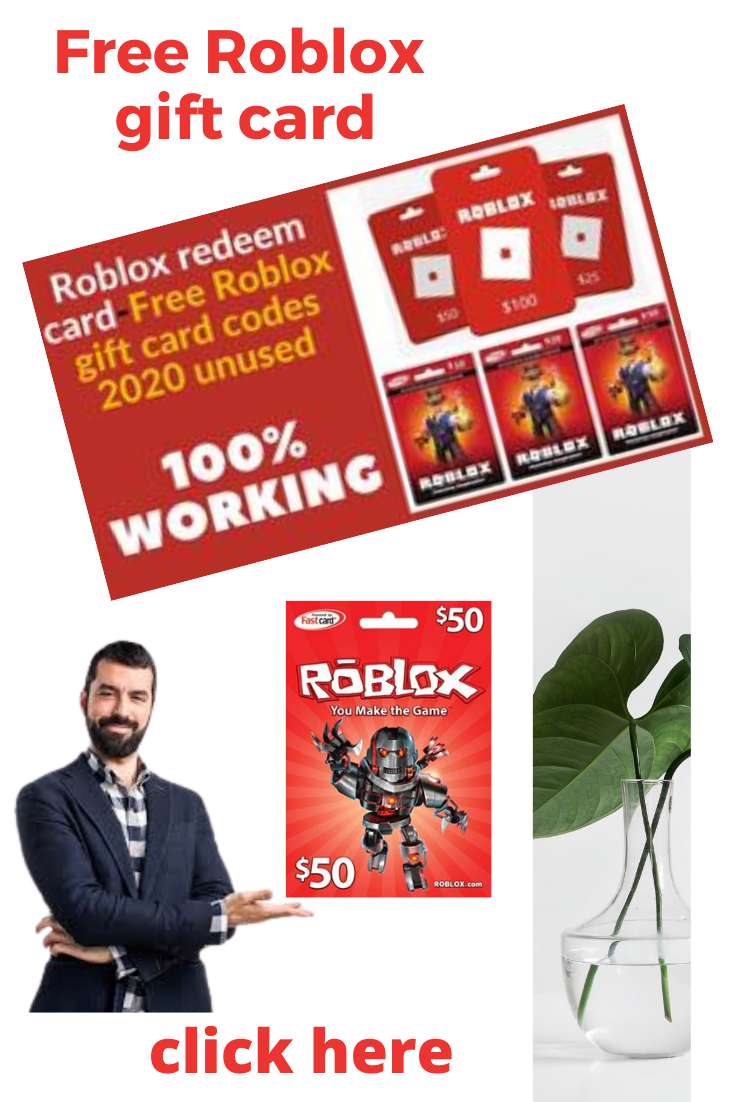 How To Get Free Robux 2020 No Verification In 2020 Roblox Gifts Gift Card Cards