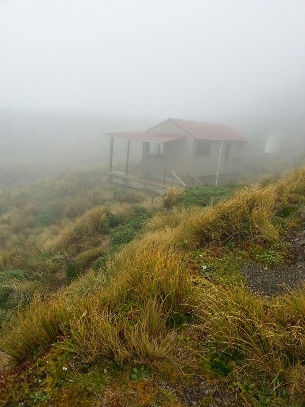 Maungahuka hut Tararua Range  | New Zealand | Island nations, South