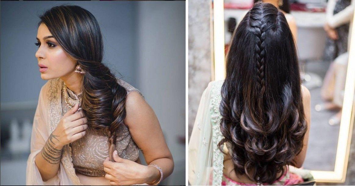 Very Easy Hairstyle In Hindi Di 2020 Gaya Rambut Rambut