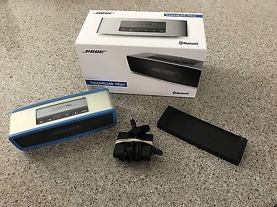 Bose SoundLink Mini Bluetooth Portable Speaker Great Condition https://t.co/qXrLYXp7xR https://t.co/CGEmjTxFtv