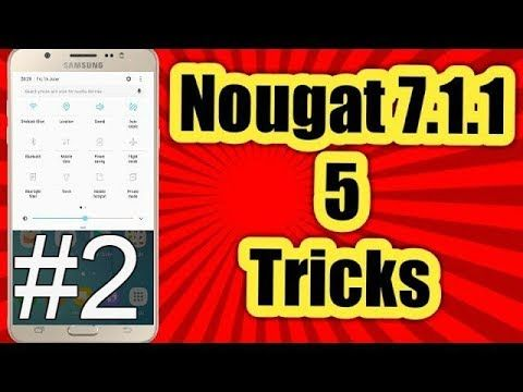 5 Cool Android Nougat Tricks and Hidden Features Cool