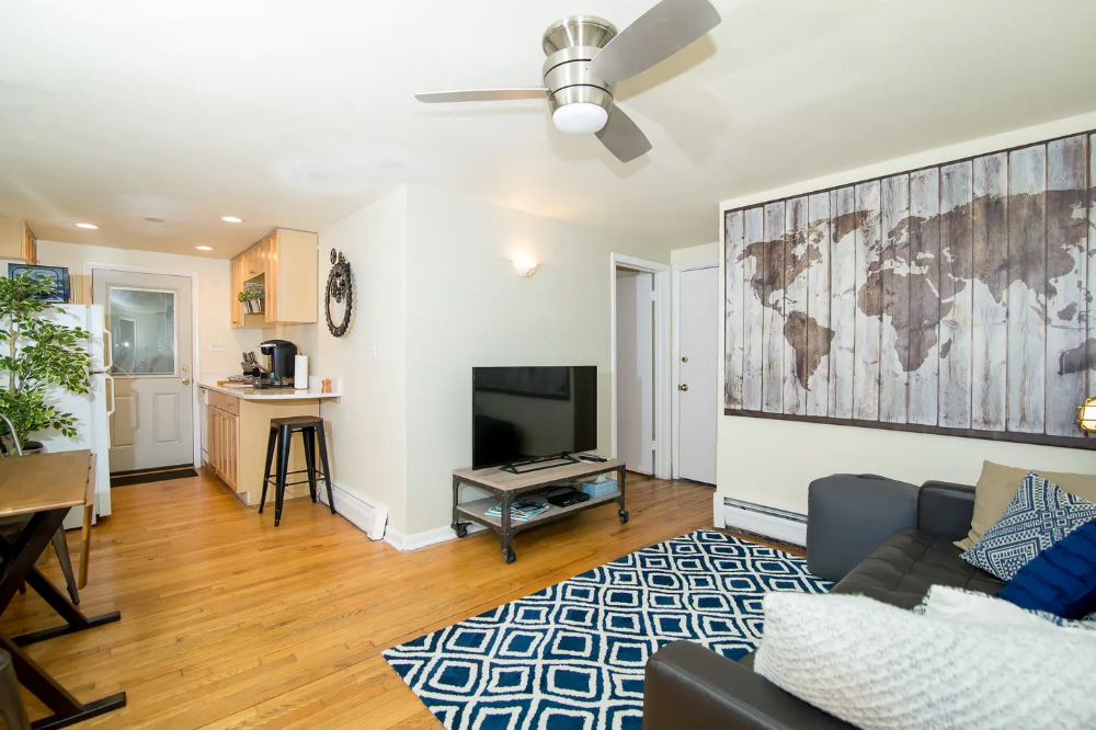 LOHI's Industrial Chic Pad - Apartments for Rent in Denver ...