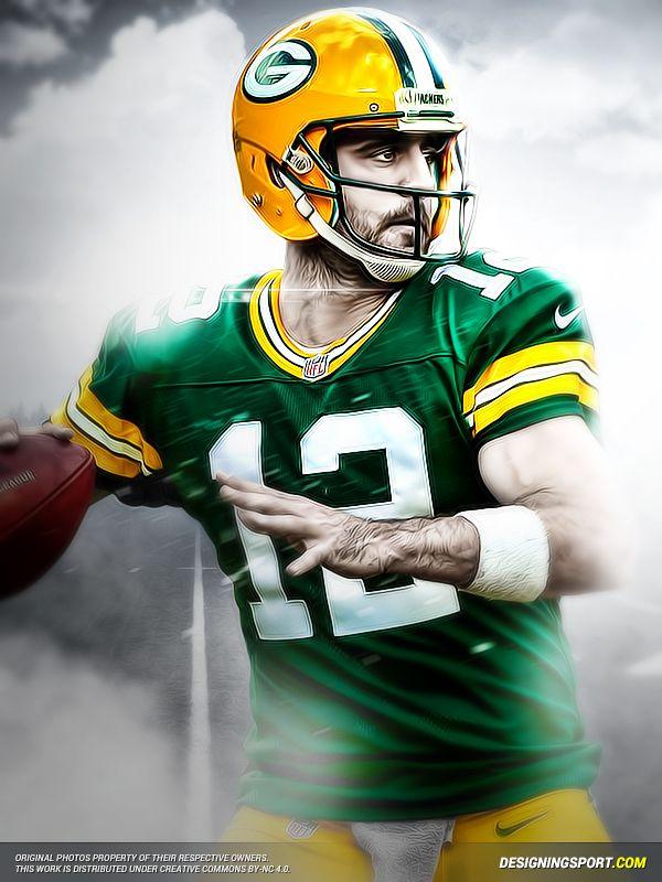 Aaron Rodgers, Green Bay Packers | Packers | Pinterest | Deporte ...