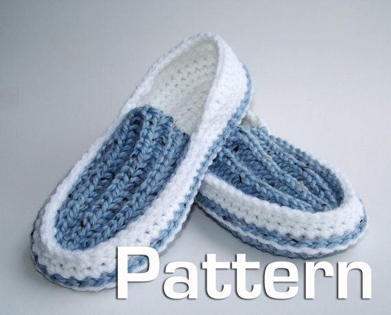 Crochet Slippers Pattern Knitted Slippers Pattern By Natalya1905
