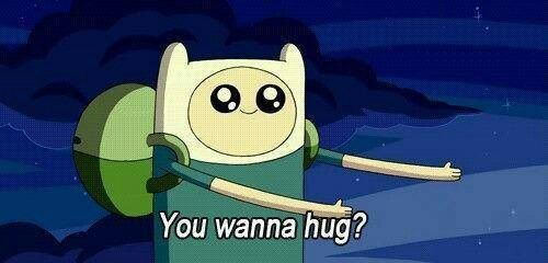 yeah finn i need a hug (With images) | Adventure time ...