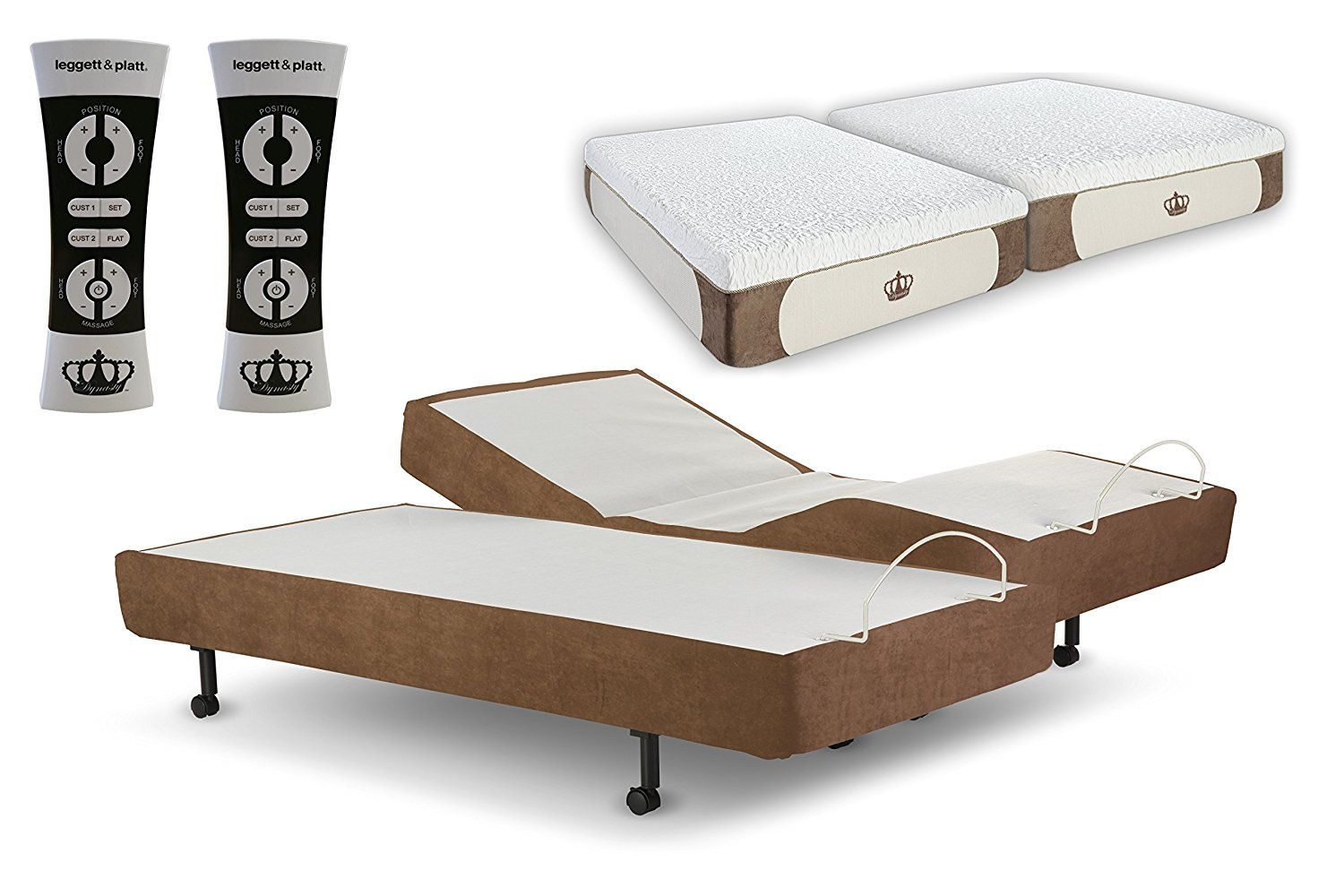 A Legget & Platt Company by birth, this product is ideal for people ...