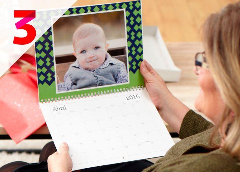 Calendario 2021 Vistaprint Vistaprint | Wall calendar, Large wall calendar, Photo calendar