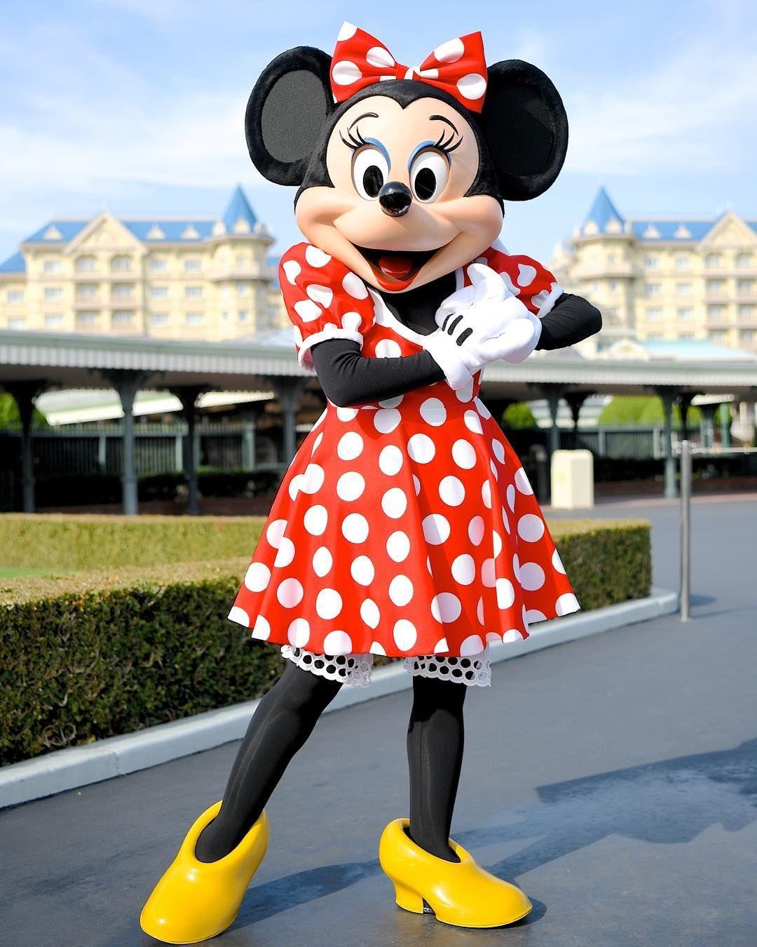 マウス ミニー