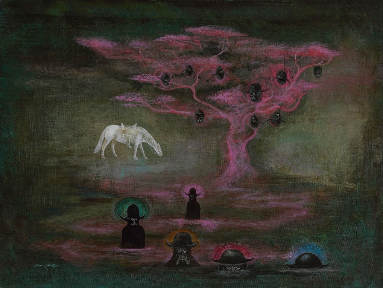 Mi General Aspirina y sus Hombres by Leonora Carrington