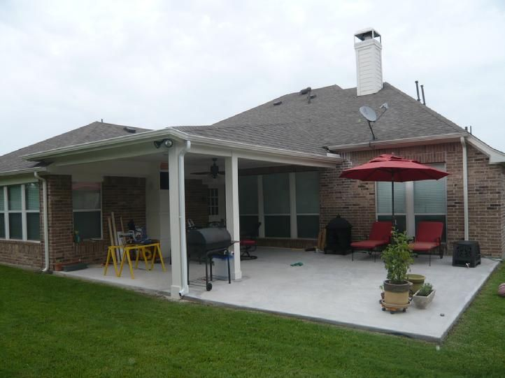 Affordable Shade Patio Covers, Inc. - this one for the ... on Uncovered Patio Ideas id=80300