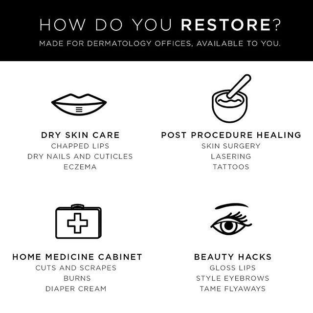 How Do You RESTORE®? #RestoreMe⠀