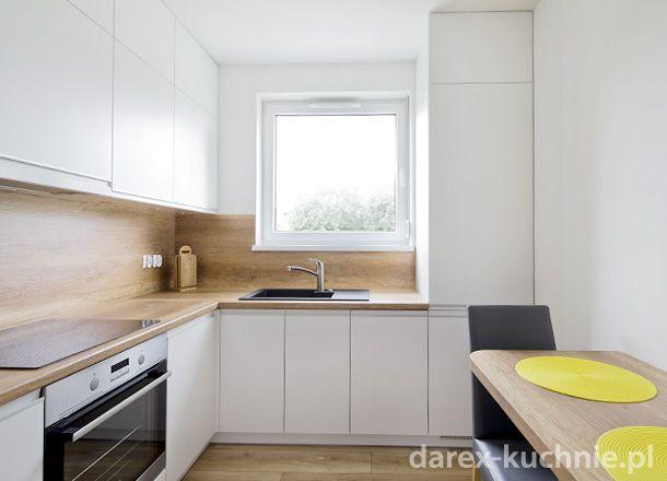Slupkowa Zabudowa W Kuchni Kitchen Design Decor Kitchen Design Kitchen