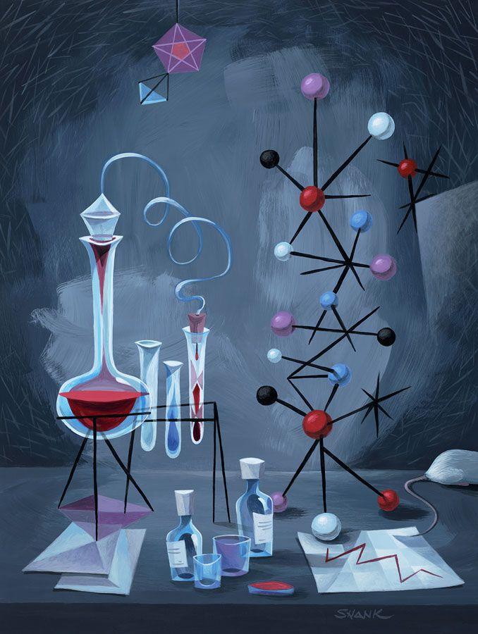 Laboratory Still Life 02