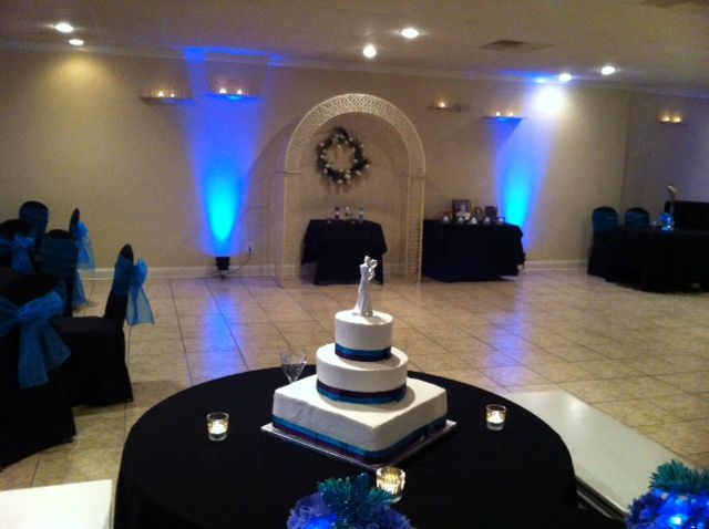 Ceremony And Reception In Same Room: All In One Wedding Ceremony & Reception