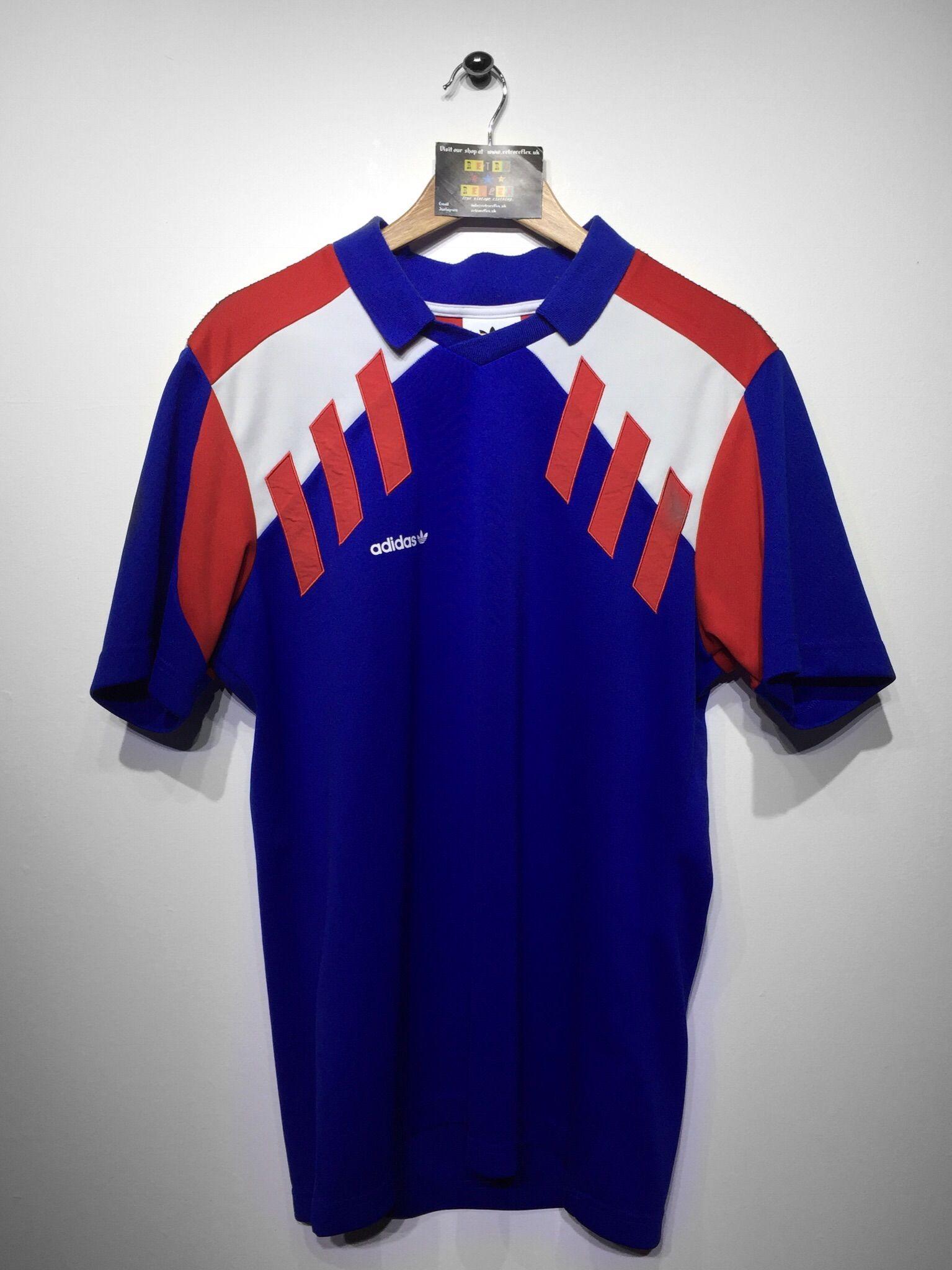 729985ba01f6 Adidas Polo Shirt Size Large £22 Website➡ www.retroreflex.uk ...