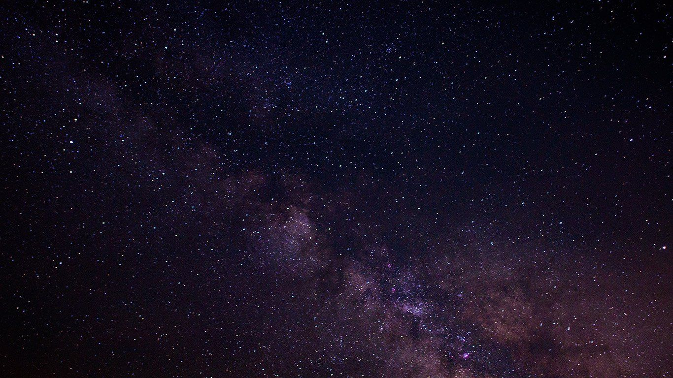 Ni76 Space Star Night Galaxy Nature Dark Laptop Wallpaper Aesthetic Desktop Wallpaper Desktop Wallpaper Macbook