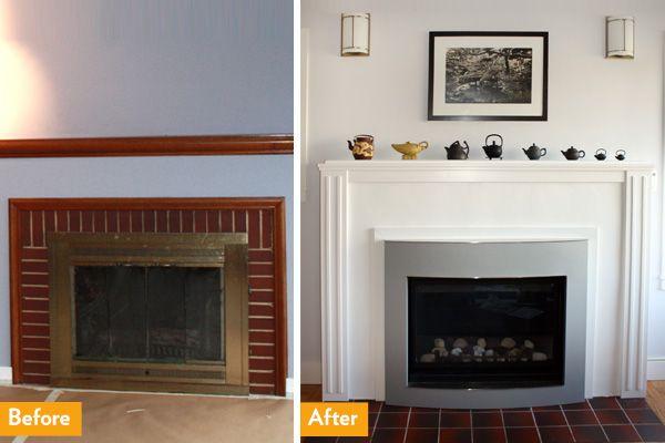 3 Alternatives To A Wood Burning Fireplace Wood Burning Fireplace Fireplace Gas Fireplace Insert