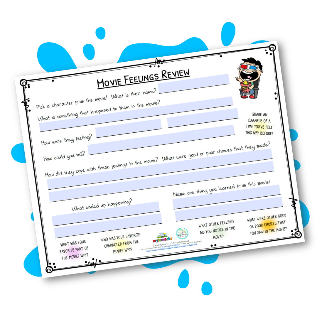 Pin On Feelings Empathy And Mood Resources For Kids