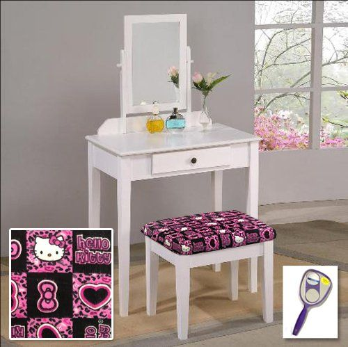 Bobs Furniture Vanity Table