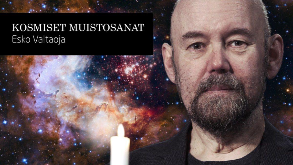 Esko Valtaojan kosmiset muistosanat | Tiede | yle.fi