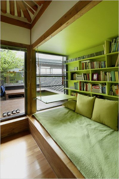 Traditional Korean House With Modern Italian Style #bedroom #homedecor Great Ideas