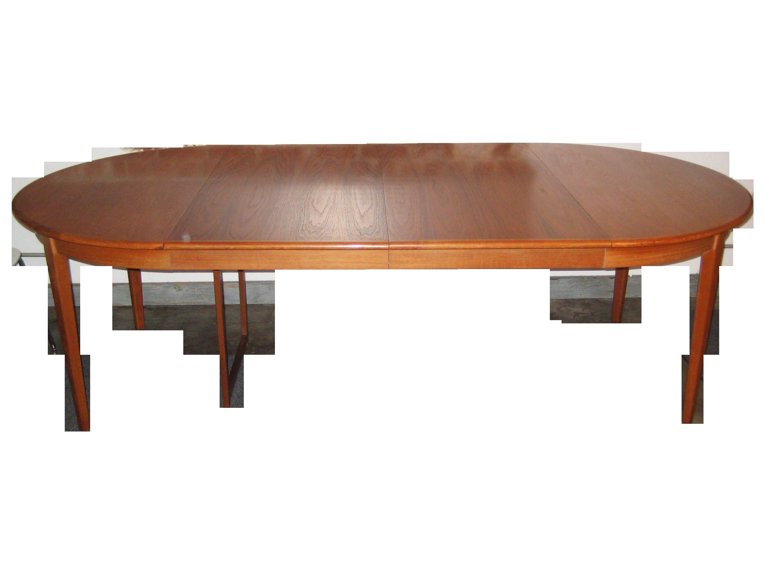 Vintage Danish Modern Dining Table H Sigh Son Danish Modern Dining Table Dining Table Vintage Danish Modern