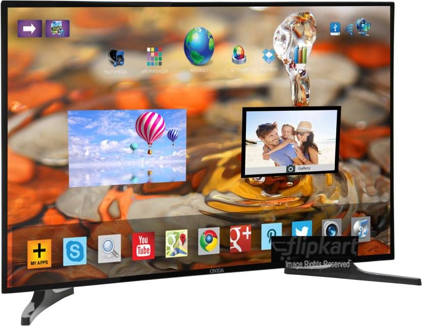 0165686a4f8eb Onida 43FIS (43 inch) Full HD LED Android Smart TV