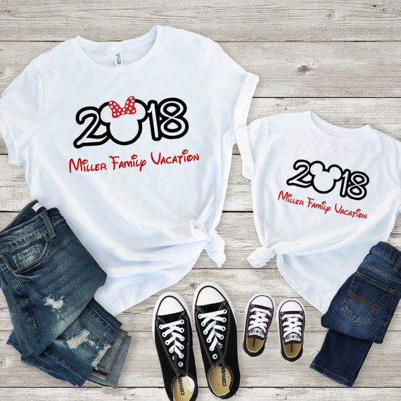 11144ed6 Disney 2018 Shirt - Disney Family Shirts - Disney Group Shirts - Disney  Sunglasses Shirt - Family Di
