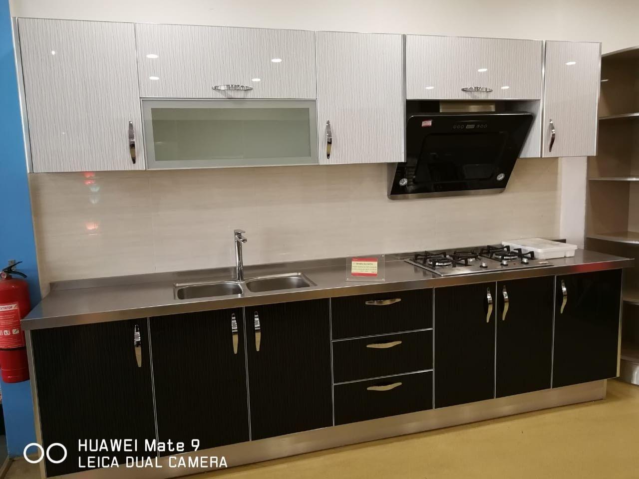 Cozinha Inox Prestige Home Decor Decor Kitchen Cabinets Home Decor