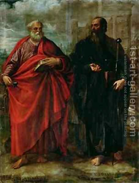 Novena to the Holy Fathers and Apostles Peter and Paul #pinterest Day TWO O holy apostles, Peter and Paul, I choose you this day forever to be my special patrons and advocates. I choose you St. Peter, prince of the apostles.........