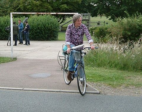 James May Man Lab Swiss Army Bike Top Gear James May The