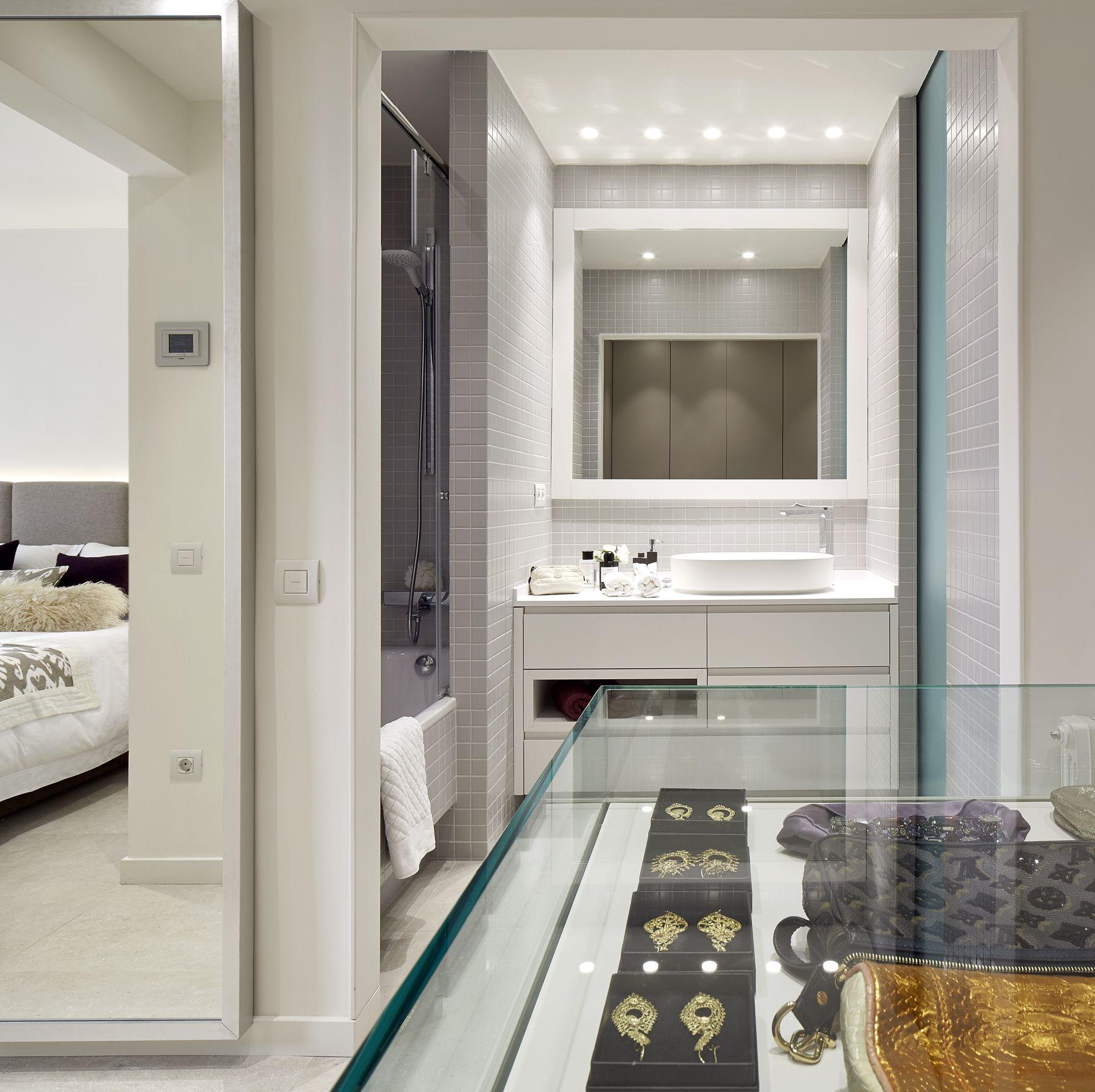 Molins interiors arquitectura interior interiorismo - Decoracion de dormitorio principal ...