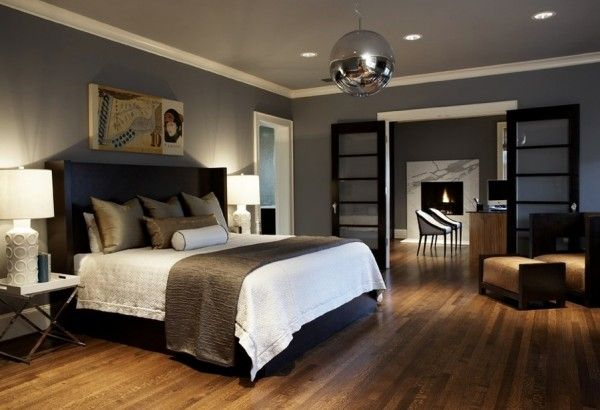 Schlafzimmer Dunkel ~ Erfrischende ideen für schlafzimmer die dunkel gefärbt sind